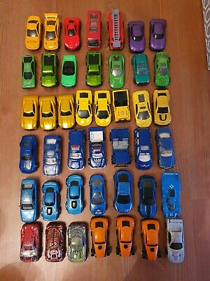 43 Mixed Toy Cars Bundle • 15£