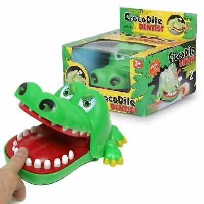 Kids Crocodile Mouth Dentist Big Croc Adults And Family Game Gift • 7£