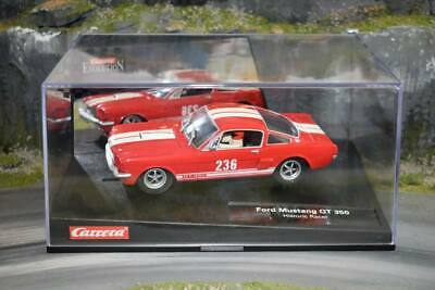 Carrera Evolution - 25713 - Ford Mustang GT350 'Historic Racer' - Boxed • 39.99£