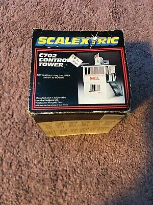 Scalextric Control Power Boxed • 8£