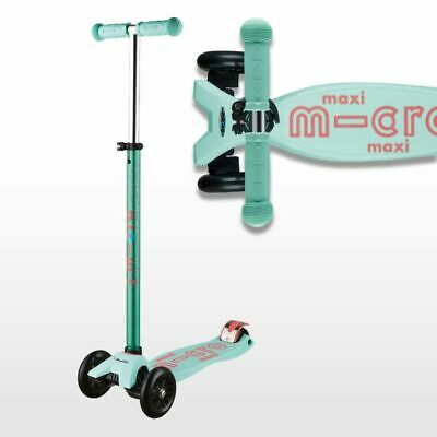 Micro-Scooters Maxi Deluxe Mint..///MULTI-BUY OFFER/// • 99.99£