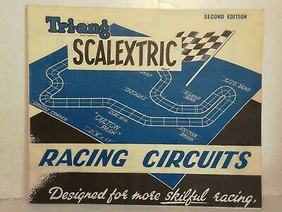 Scalextric Second Edition Racing Circuits • 4£