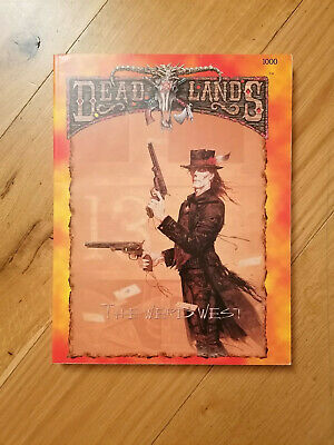 Deadlands: The Weird West Roleplaying Game • 30£