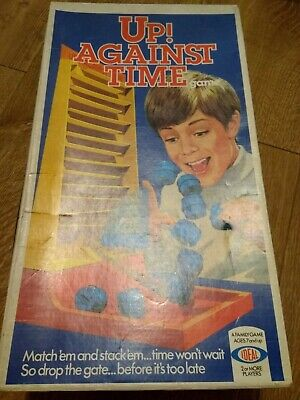 Vintage  Up Against Time  Family Game - Complete & VGC • 6.99£
