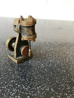 Vintage Model Steam Engine Not Mamod Wilesco Or Stuart • 23£