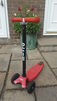 Maxi Micro Scooter - Red • 6.50£