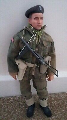 Dragon 1/6 Custom WW2 Polish Paratrooper Officer *Arnhem* • 45£
