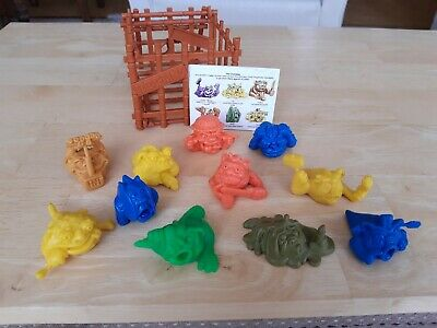Selection Of Mini Boglins - 6 X The Clumsies + 5 Others Including Cage   #6 • 8.40£
