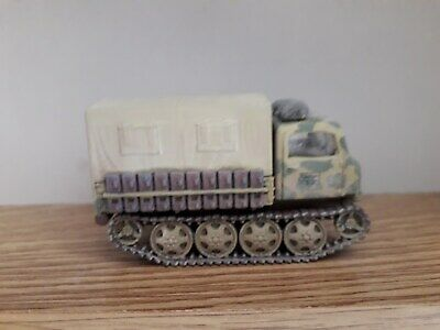 1/72 Model German RSO Tractor Built To A Reasonable Standard • 1.99£