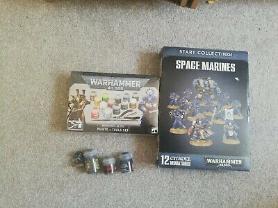 Space Wolves Starter Army And Codex • 30£