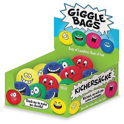 Giggle Bags, Bags Of Laughter, Bags Of Fun 4 Different Types • 13.99£