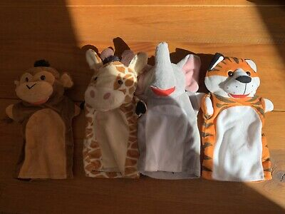 Toy Puppets • 2£