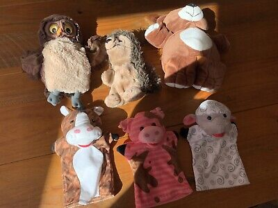 Toy Puppets • 2.70£
