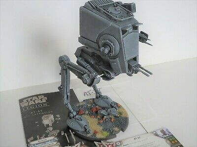 Star Wars Legion: Imperial AT-ST Walker Unit Painted. • 54.99£