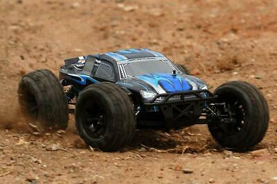 Ftx Carnage 1/10 Brushless Truck 4wd Rtr W/lipo & Charger Ftx5543 • 198£