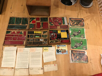 Vintage Meccano Job Lot • 195£