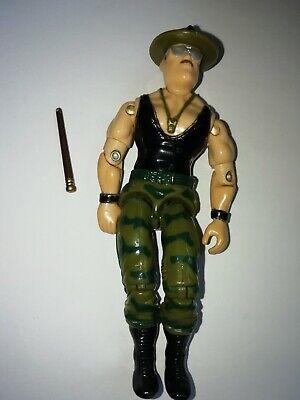 ACTION FORCE/GI Joe Vintage  Sargent Slaughter With Baton • 60£