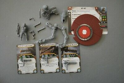 Star Wars Legion AT-RT Unit Expansion - Used Inc Cards • 7.50£