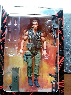 Action Figure Commando • 125£