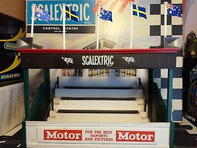 Scalextric A209 Grandstand  Motor  • 16£
