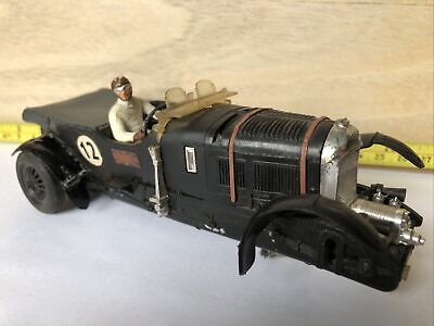 Vintage Tri-ang Scalextric 4.5 Litre Super Charged Bentley MM/C64 Black  • 69£