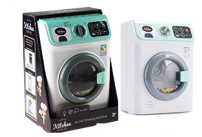 Super Chef My First Washing Machine With Light & Sounds Ideal Gift For Kid's • 99.95£