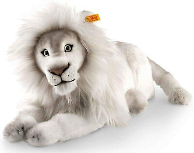 Steiff 065637 Plush Lion - COLLECTABLES - FREE SHIPPING • 127.95£