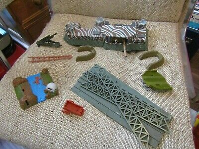 TOY BUILDINGS [no2] MIXED  LOFT FIND  • 1.99£