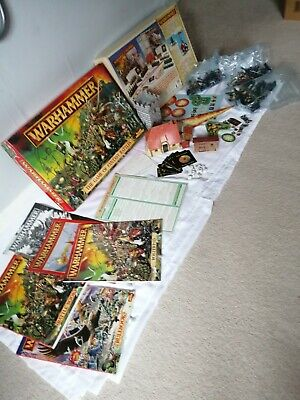 Warhammer The Game Of Fantasy Battles • 75£