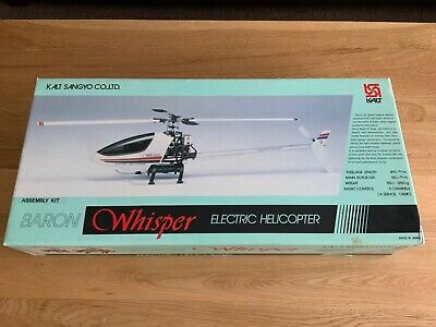 Kalt Baron Whisper Electric Helicopter • 180£