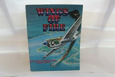 Wings Of Fire Rules By Tony Adams And 33 Metal Aeroplanes & 18 Hexagon Stands • 14.99£