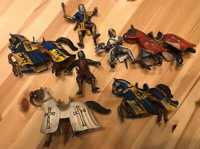 Schleich Knights And Horses Bundle • 15£