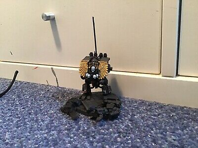 Forgeworld Space Marines Chaplain Dreadnaught OOP Complete Kit • 30£