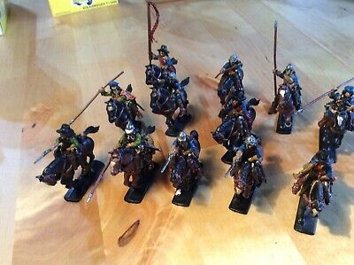 28mm Scots Lancers Painted Warlord Games Figures • 10£