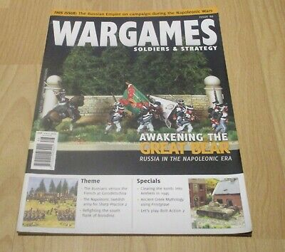 Magazine - Wargames Soldiers & Strategy # 86 (September / October 2016) • 0.99£