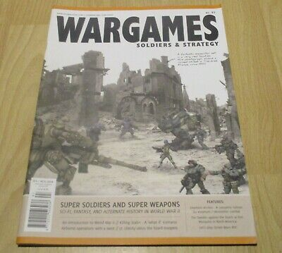 Magazine - Wargames Soldiers & Strategy # 97 (July / August 2018) • 0.99£