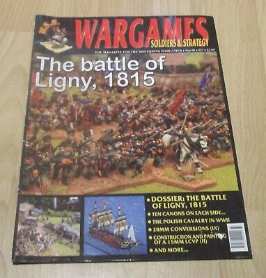 Magazine - Wargames Soldiers & Strategy # 37 (September 2008) • 0.99£