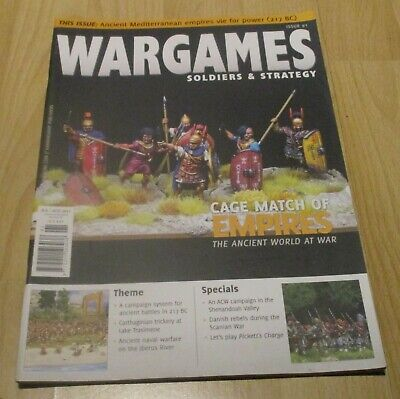 Magazine - Wargames Soldiers & Strategy # 91 (July / August 2017) • 0.99£
