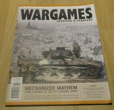 Magazine - Wargames Soldiers & Strategy # 94 (January / February 2018) • 0.99£