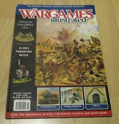 Magazine - Wargames Illustrated # 283 (May 2011) • 0.99£