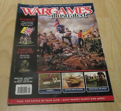Magazine - Wargames Illustrated # 295 (May 2012) • 0.99£