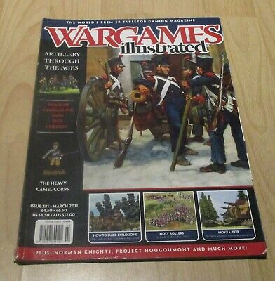 Magazine - Wargames Illustrated # 281 (March 2011) • 0.99£