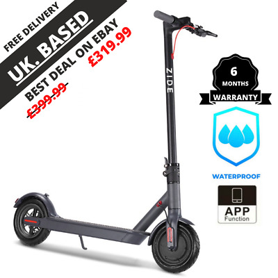2020 Brand New Electric Scooter Battery 36v 350w Powerful Motor Pro E-scooter • 244.99£