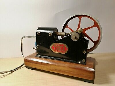 Vintage 1950's - Torch Electro-mechanical Engine - Electric Motor   • 184.99£
