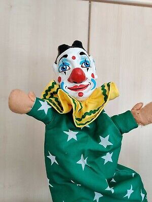 Joey The Clown Punch And Judy Puppet • 34£