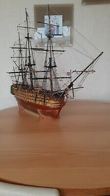 Mantua HMS Victory Model Ship, 1:98 Scale Length 1100 Mm 800mm High 350mm Wide • 150£