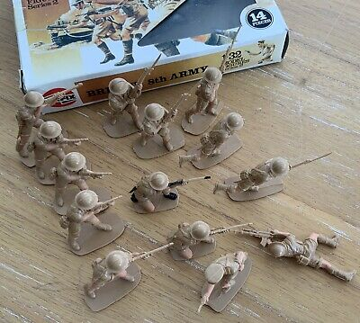 Airfix 1/32 British 8th Army • 7£