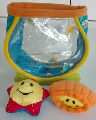 Toy Fish Bowl With Accessories • 5£
