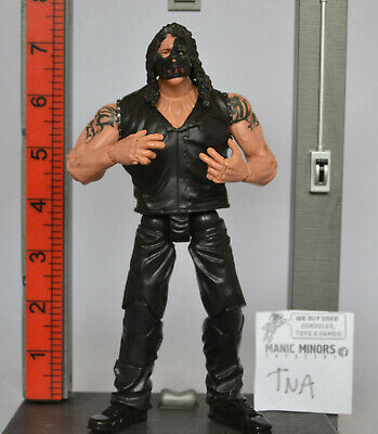 WWE WCW TNA NXT Wrestling Loose Action Figure - Abyss • 26.49£