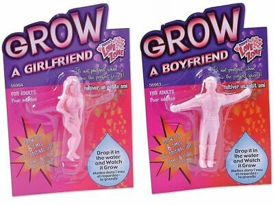 Grow Your Own Boyfriend Girlfriend Rude Adult Gift Ladies Mens Joke Secret Santa • 2.49£